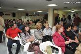 El alcalde entrega el carn� de voluntario de honor de Totana al consejero de Pol�tica Social, Mujer e Inmigraci�n, Joaqu�n Bascuñana - 6