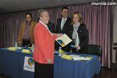 El alcalde entrega el carn� de voluntario de honor de Totana al consejero de Pol�tica Social, Mujer e Inmigraci�n, Joaqu�n Bascuñana - 16