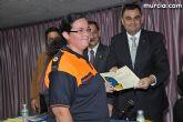 El alcalde entrega el carn� de voluntario de honor de Totana al consejero de Pol�tica Social, Mujer e Inmigraci�n, Joaqu�n Bascuñana - 17