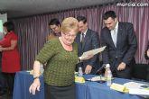 El alcalde entrega el carn� de voluntario de honor de Totana al consejero de Pol�tica Social, Mujer e Inmigraci�n, Joaqu�n Bascuñana - 25
