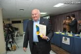 El alcalde entrega el carn� de voluntario de honor de Totana al consejero de Pol�tica Social, Mujer e Inmigraci�n, Joaqu�n Bascuñana - 29