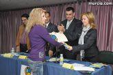 El alcalde entrega el carn� de voluntario de honor de Totana al consejero de Pol�tica Social, Mujer e Inmigraci�n, Joaqu�n Bascuñana - 33