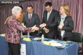 El alcalde entrega el carn� de voluntario de honor de Totana al consejero de Pol�tica Social, Mujer e Inmigraci�n, Joaqu�n Bascuñana - 34