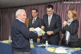 El alcalde entrega el carn� de voluntario de honor de Totana al consejero de Pol�tica Social, Mujer e Inmigraci�n, Joaqu�n Bascuñana - 35