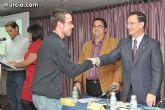 El alcalde entrega el carn� de voluntario de honor de Totana al consejero de Pol�tica Social, Mujer e Inmigraci�n, Joaqu�n Bascuñana - 36