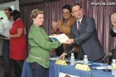 El alcalde entrega el carn� de voluntario de honor de Totana al consejero de Pol�tica Social, Mujer e Inmigraci�n, Joaqu�n Bascuñana - 37