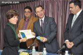 El alcalde entrega el carn� de voluntario de honor de Totana al consejero de Pol�tica Social, Mujer e Inmigraci�n, Joaqu�n Bascuñana - 38