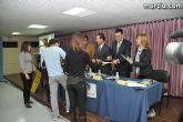 El alcalde entrega el carn� de voluntario de honor de Totana al consejero de Pol�tica Social, Mujer e Inmigraci�n, Joaqu�n Bascuñana - 39