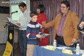 El alcalde entrega el carn� de voluntario de honor de Totana al consejero de Pol�tica Social, Mujer e Inmigraci�n, Joaqu�n Bascuñana - 41