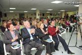 El alcalde entrega el carn� de voluntario de honor de Totana al consejero de Pol�tica Social, Mujer e Inmigraci�n, Joaqu�n Bascuñana - 50