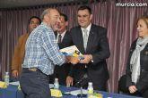 El alcalde entrega el carn� de voluntario de honor de Totana al consejero de Pol�tica Social, Mujer e Inmigraci�n, Joaqu�n Bascuñana - 47