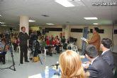 El alcalde entrega el carn� de voluntario de honor de Totana al consejero de Pol�tica Social, Mujer e Inmigraci�n, Joaqu�n Bascuñana - 49
