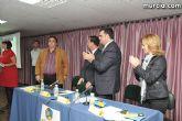 El alcalde entrega el carn� de voluntario de honor de Totana al consejero de Pol�tica Social, Mujer e Inmigraci�n, Joaqu�n Bascuñana - 58