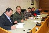 El ayuntamiento de Totana firma tres convenios de colaboración con las asociaciones agrarias