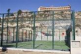 A principios de 2010 Puerto de Mazarrón tendrá nuevas pistas deportivas