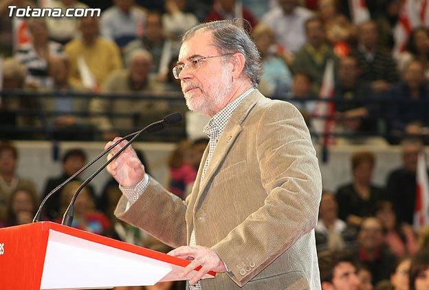 El diputado socialista Mariano Fernández Bermejo viene el jueves a Totana, Foto 1