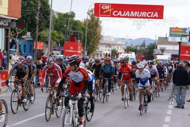 José Ángel Camacho se mete en la escapada en la carrera de El Esparragal y entra en el 5º puesto, Foto 1