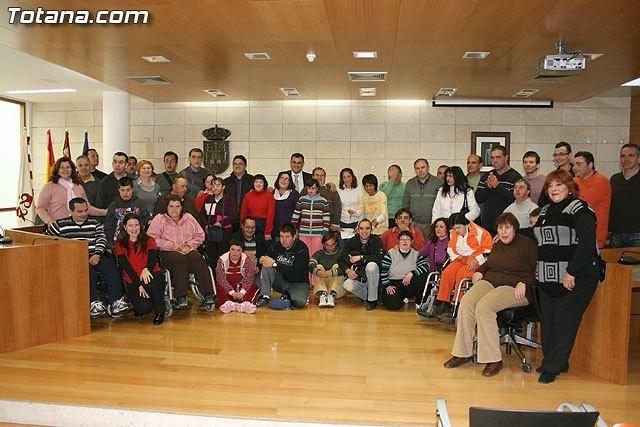 """""""Día internacional de la discapacidad"""" 2009, Foto 1"""