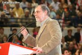 El diputado socialista Mariano Fernández Bermejo viene el jueves a Totana