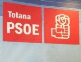 El PSOE lamenta que Totana esté a la cabeza en impuestos y a la cola en servicios