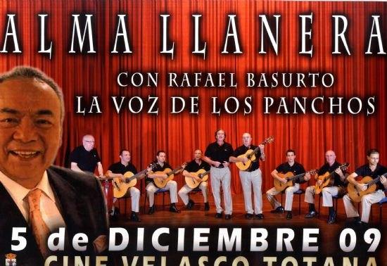 La voz de Los Panchos y el grupo Alma Llanera juntarán sus voces e instrumentos en un concierto, Foto 1