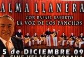 La voz de Los Panchos y el grupo Alma Llanera juntarán sus voces e instrumentos en un concierto
