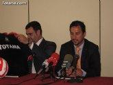 El ex jugador de fútbol sala internacional, Paulo Roberto, ante la ausencia por enfermedad de Nicolás Almagro, protagonizará el gran chupinazo