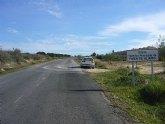Obras Públicas mejora las condiciones de la carretera que comunica Tallante con la autovía Totana-Mazarrón