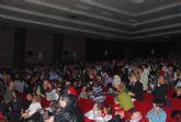 El aforo de la sala de artes escénicas se quedó pequeño para acoger al público que rememoró  y disfrutó con La voz de los Panchos y el grupo Alma llanera - 4