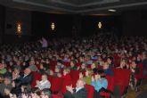 El aforo de la sala de artes escénicas se quedó pequeño para acoger al público que rememoró  y disfrutó con La voz de los Panchos y el grupo Alma llanera - 6
