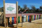 El Ayuntamiento de Alhama incorpora un Circuito Deportivo en el Jard�n del Drag�n