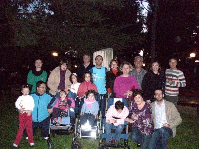 Francisco Cuesta estrena equipación para la campaña de sensibilacion D'Genes 2010, Foto 1
