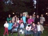 Francisco Cuesta estrena equipación para la campaña de sensibilacion D'Genes 2010