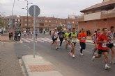 Dos cuartos puestos para los atletas del Club Atletismo Totana en Torre Pacheco