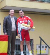 Buena actuacion del CC Santa Eulalia en la carrera del Pilar de la Horadada logrando un podium