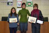 Entregan los premios del II concurso de carteles contra la violencia de g�nero dirigido a los j�venes de 12 a 18 años de los centros educativos - 10