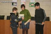 Entregan los premios del II concurso de carteles contra la violencia de g�nero dirigido a los j�venes de 12 a 18 años de los centros educativos - 7