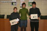 Entregan los premios del II concurso de carteles contra la violencia de g�nero dirigido a los j�venes de 12 a 18 años de los centros educativos - 8