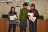 Entregan los premios del II concurso de carteles contra la violencia de g�nero dirigido a los j�venes de 12 a 18 años de los centros educativos - 9