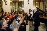 Música clásica de jóvenes intérpretes en el Palacio Consistorial de cartagena
