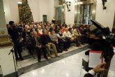 M�sica cl�sica de j�venes int�rpretes en el Palacio Consistorial de cartagena - 3