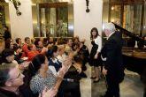 M�sica cl�sica de j�venes int�rpretes en el Palacio Consistorial de cartagena - 5