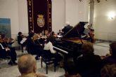 M�sica cl�sica de j�venes int�rpretes en el Palacio Consistorial de cartagena - 6