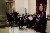 M�sica cl�sica de j�venes int�rpretes en el Palacio Consistorial de cartagena - 7