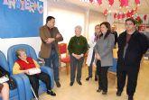 Autoridades municipales felicitan la pascua navideña a los usuarios del Servicio de Estancias Diurnas del centro de Alzheimer - 1