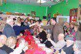 Autoridades municipales felicitan la pascua navideña a los usuarios del Servicio de Estancias Diurnas del centro de Alzheimer - 4