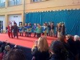 Los centros educativos de Totana finalizan el primer trimestre del curso escolar 2009/2010 con fiestas de Navidad