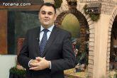 El alcalde felicita las fiestas de Navidad a todos los vecinos de Totana - 1