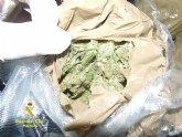 La Guardia Civil interviene un alijo de marihuana y resina de hachis tras detectar una infraccion de trafico
