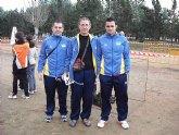 Atletas del Club Atletismo Totana estuvieron en la Carrera del Pavo en Fuente Álamo